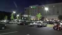 """Tuscaloosa, AL Holiday Inn project """"What a difference ..."""