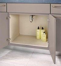 Maple Bathroom in Pebble Grey - KraftMaid