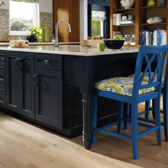 Lowes Kitchen Counter Tops Wall Hangings Color & Craft, Part 1: Midnight And Greyloft - Kraftmaid