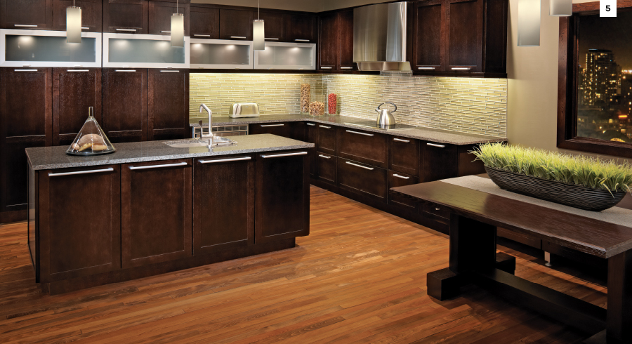 natural maple kitchen cabinets bar furniture top 5's: kraftmaid's most popular cabinet stains ...
