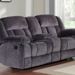 Plush Magnum Sofa Review Modernos 2017 Homelegance Laurelton Dual Reclining Loveseat With Console