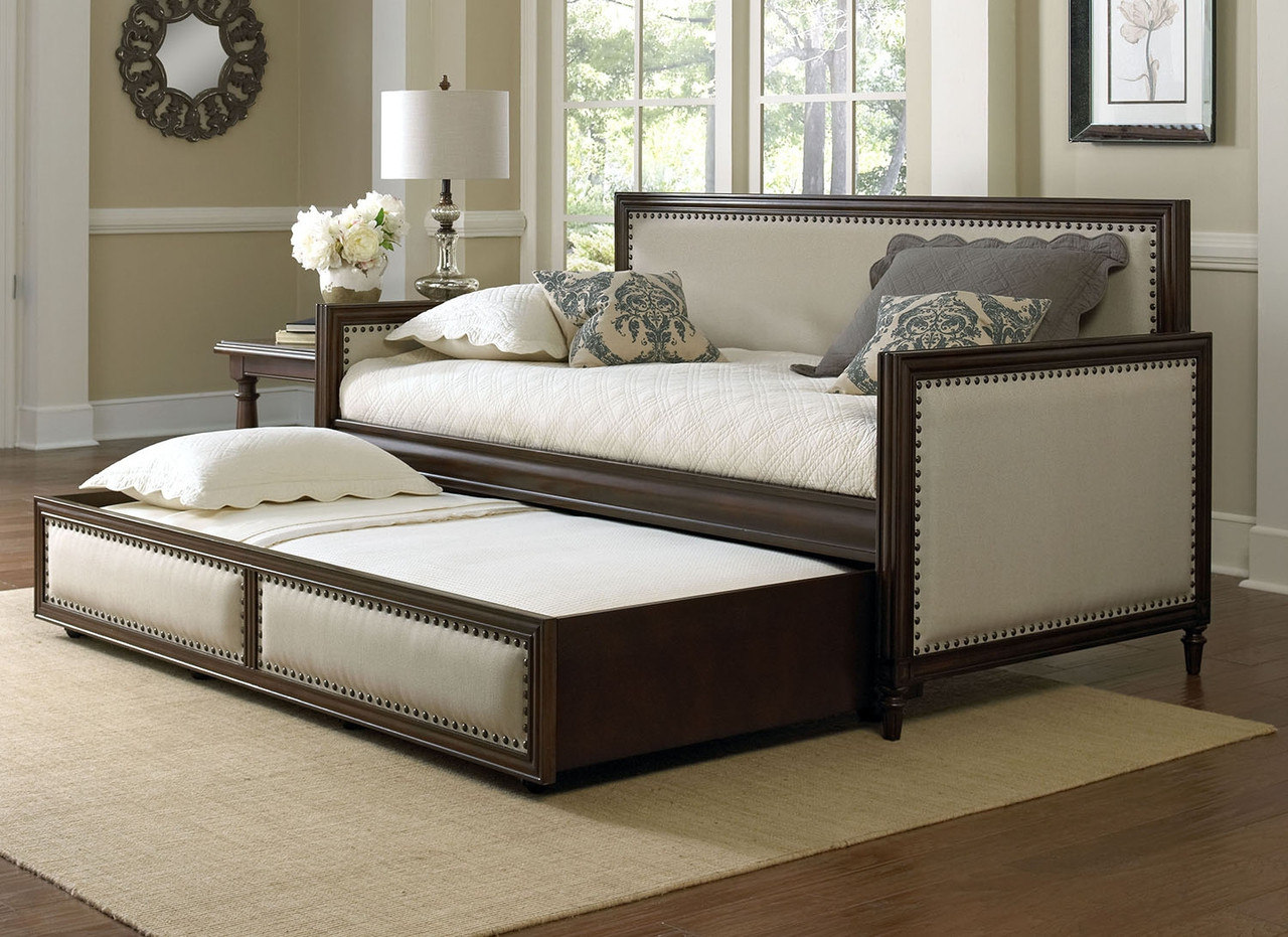 Daybed with Trundle Beds for Adults