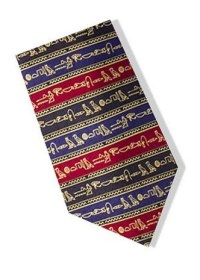 Hieroglyphics Necktie