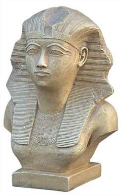 Bust of Queen Hatshepsut  Museum Store Company gifts
