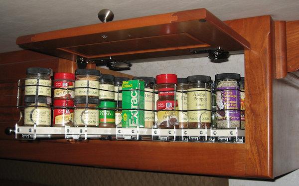 Spice Racks  Spice Rack Drawer  Cabinet Organization Photos