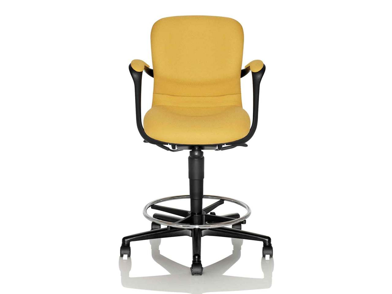 united chair medical stool bungee office with arms brylee furniture warehouse