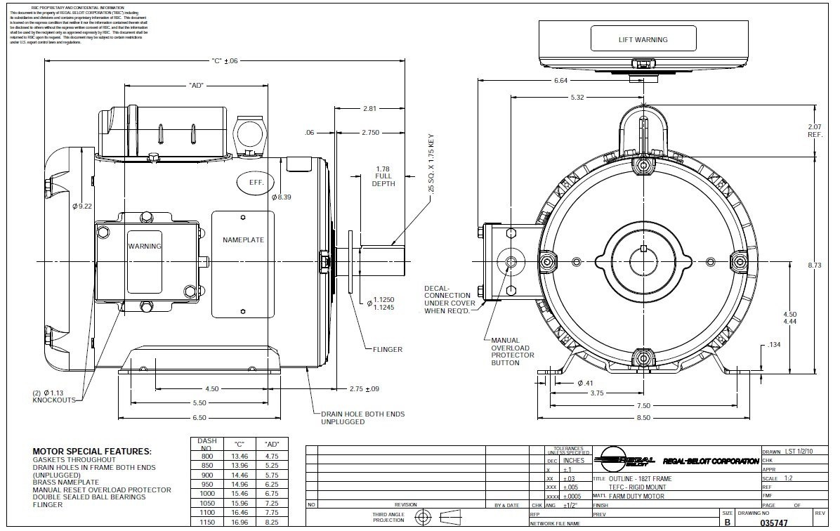 hight resolution of magnetek fan motor 115 230v wiring hydraulic motor wiring magnetek electric motors wiring diagram furnace blower motor diagram