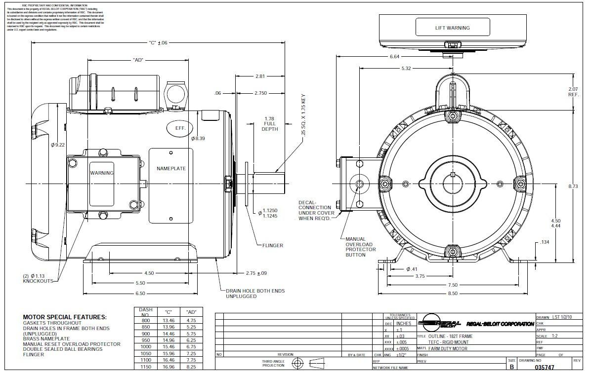 small resolution of magnetek fan motor 115 230v wiring hydraulic motor wiring magnetek electric motors wiring diagram furnace blower motor diagram