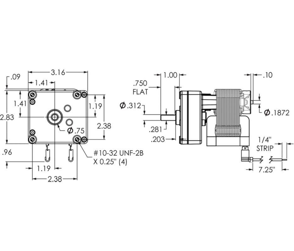 rotom canada capacitor wiring diagram