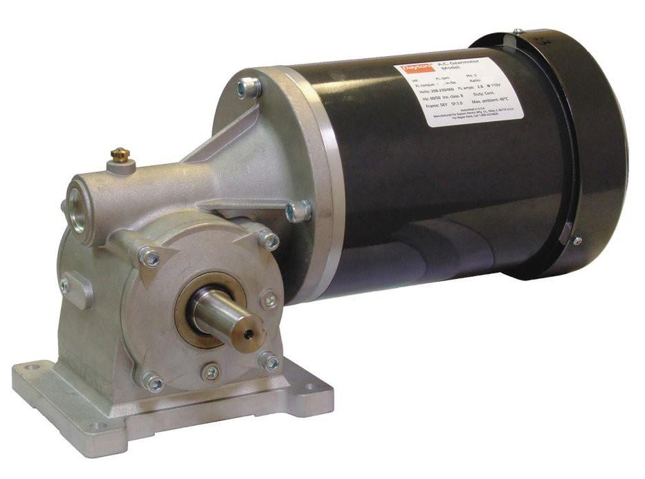 Dayton Gear Motor Wiring Diagram  impremedia