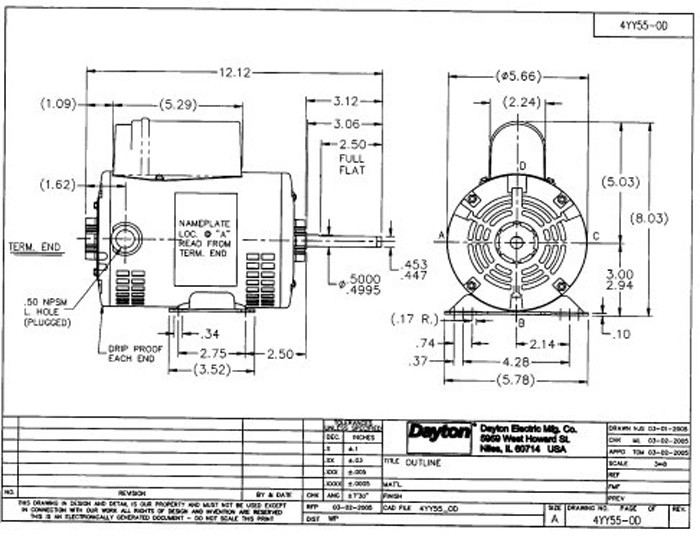 115 230 Motor Wiring Diagram 2hp Within Diagram Wiring And