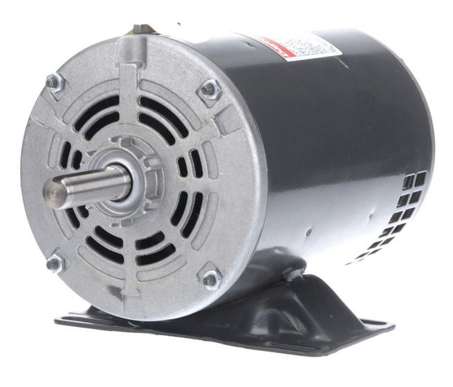 1 hp Belt Drive Blower 3 Phase Motor 1725 RPM 208230460V