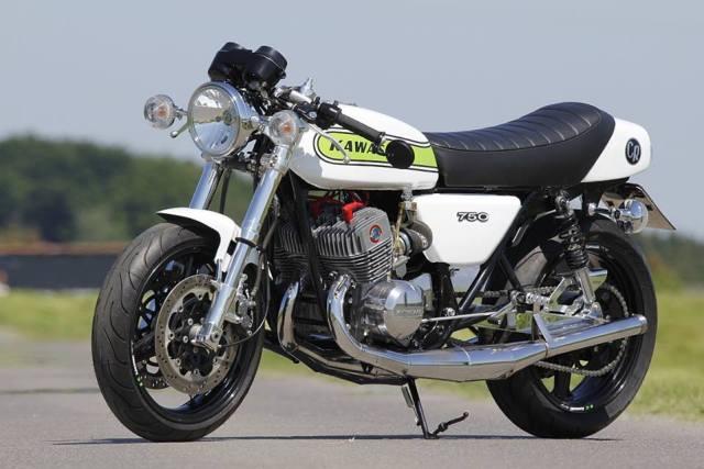 Kawasaki H2 Triple Parts