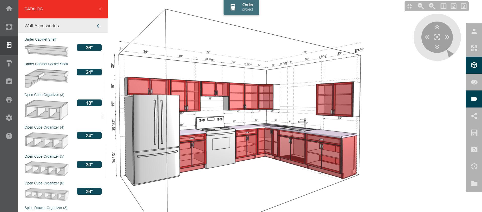 Merillat Kitchen Planner