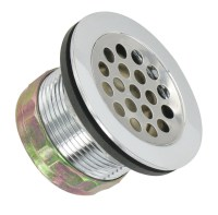 MOBILE HOME RV CAMPER 2 INCH TUB/SHOWER DRAIN STRAINER ...