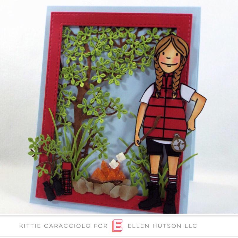 Woodsy Lady by Kittie