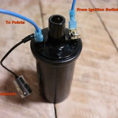 Ignition Coil Condenser Wiring Diagram Three Phase Switch Tractor Theory Isavetractors