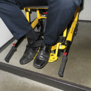 Ankle Strap for Stryker Stair Chair  Medical Warehouse