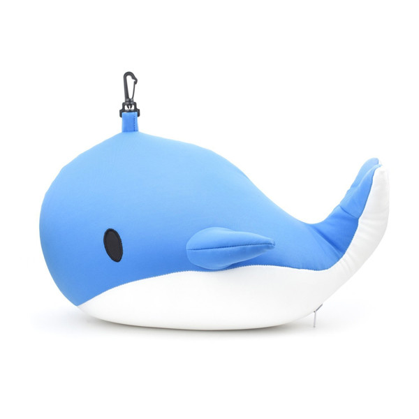 Zip & Flip Whale Head Rest | 2Shopper.com