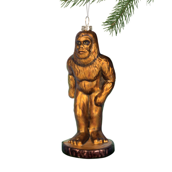 Bigfoot Ornament | 2Shopper.com