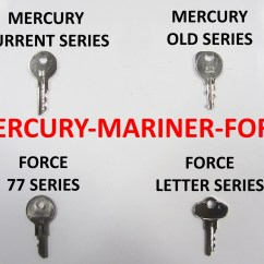 Mercury Outboard Parts Online Vivint Smart Thermostat Wiring Diagram Oem Ignition Keys For Mercury, Mariner & Force