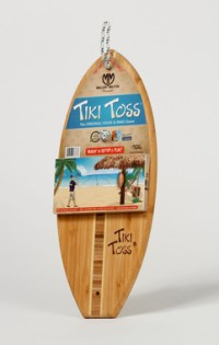 Games that everyone can play. Tiki Toss Ring Game.