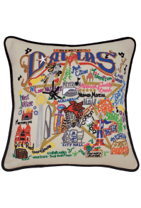 Pillow - CatStudio Dallas Pillow - Pinto Ranch