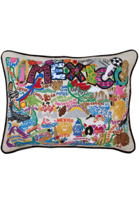 Pillow - CatStudio Mexico Pillow - Pinto Ranch