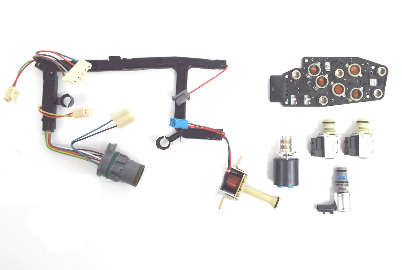 hight resolution of new 4l60e transmission master solenoid electronic kit 1995 buy now rh globaltransmissionparts com 1995 4l60e transmission