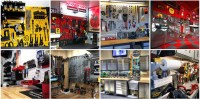 Garage Pegboard Tool Organizers | Gallery of Garage ...