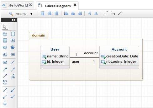 class diagram for text editor fujitsu inverter wiring introducing the genmymodel code template blog generator