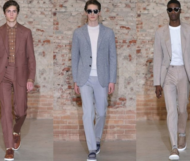 Canali Spring Summer 2019 Menswear Collection Milan Featured