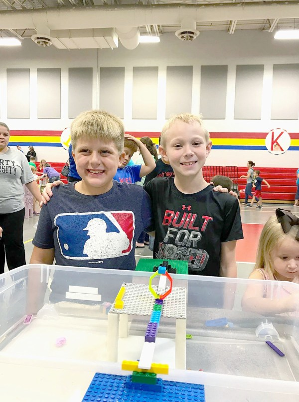 Waterville Elementary Steam Family Night Cleveland