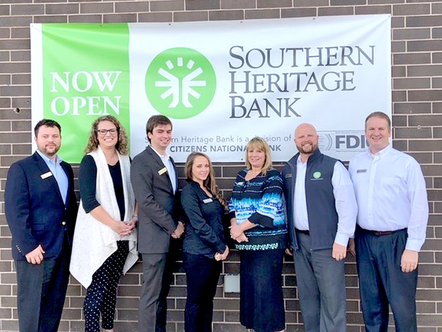 New Southern Heritage Bank The Cleveland Daily Banner