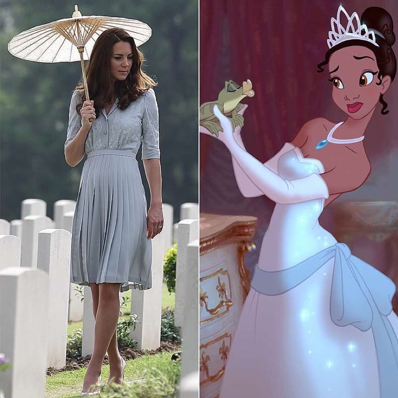 13 Veces En Que Kate Middleton Se Visti Igual Que Una