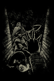 Grave Visitation Shirt. Get this scary cool reaper t-shirt. Great t-shirt for the horror holiday season!
