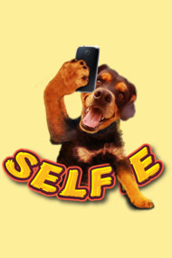 Selfie Dog T Shirt By Cundrawan Cute Dog Taking a photo of himself