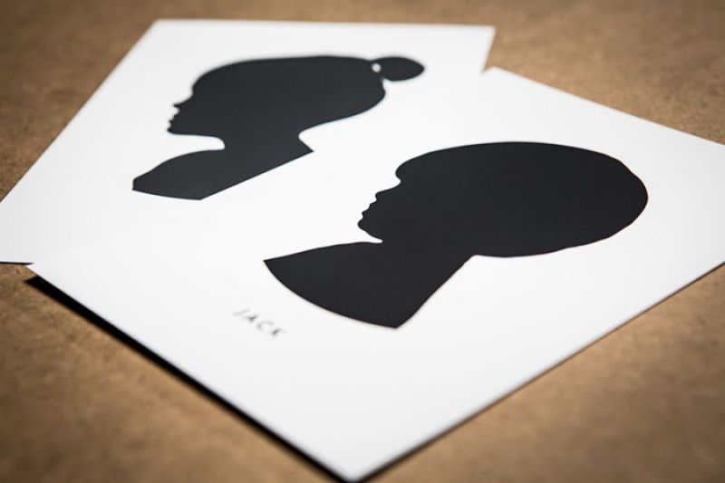 How to Make A Victorian Silhouette - Digital Photo Magazine