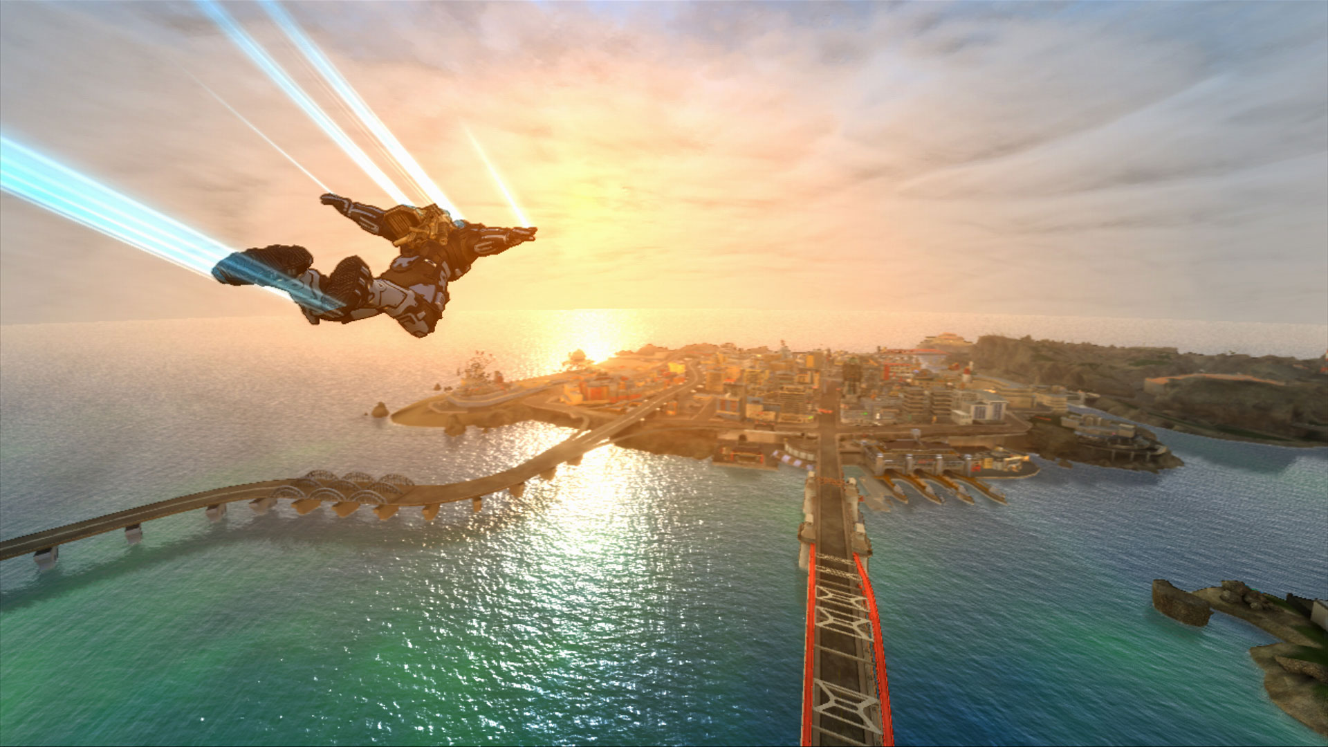 New Crackdown Title Coming To Xbox One DualShockers