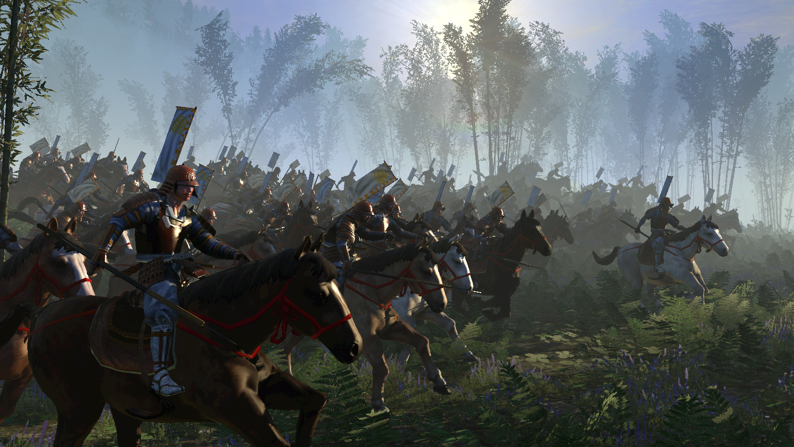 Shogun Total War New Screens For Shogun 2 Total War