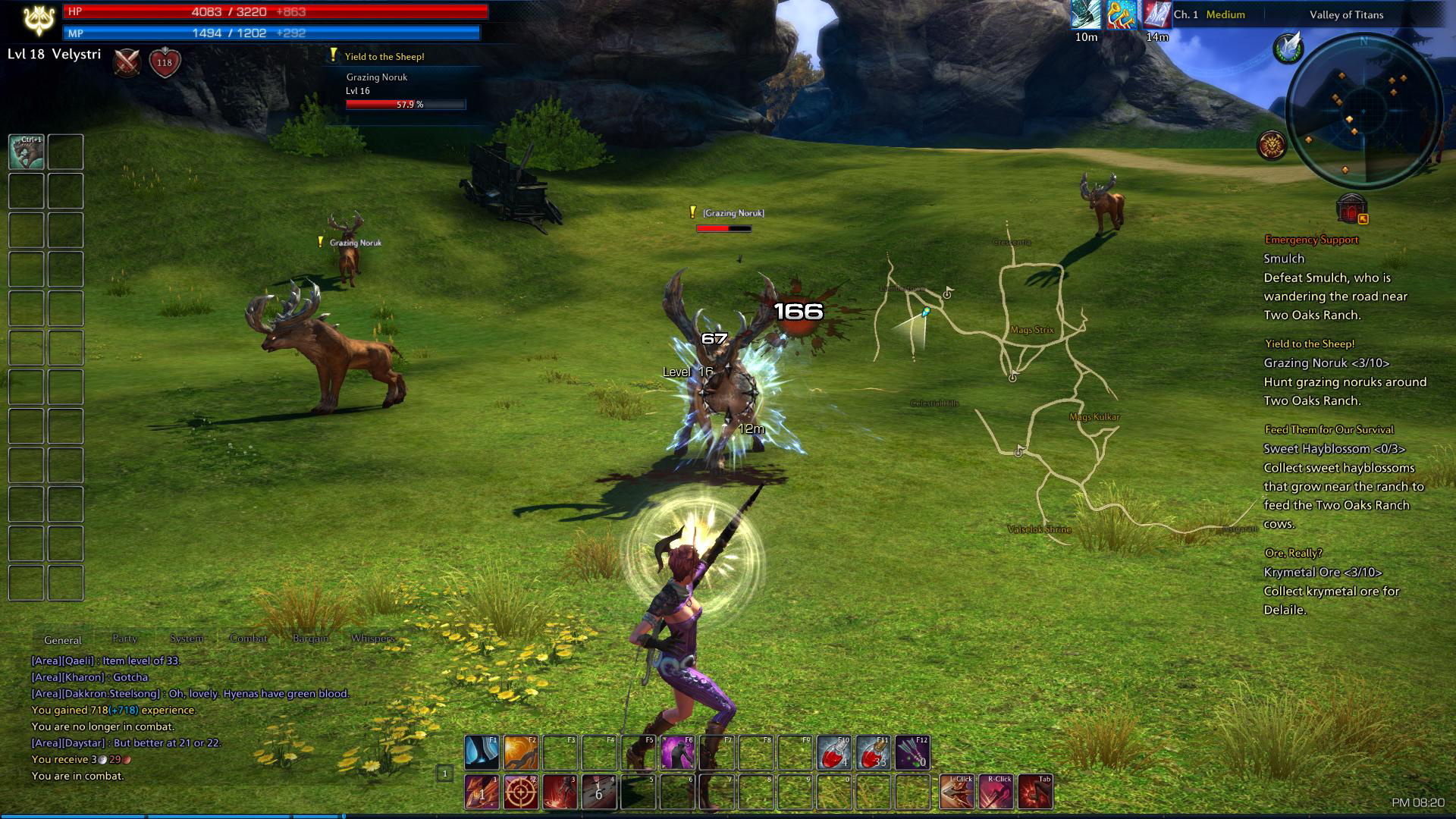 TERA Is Half Off On Amazon Today Go Get Your MMO On