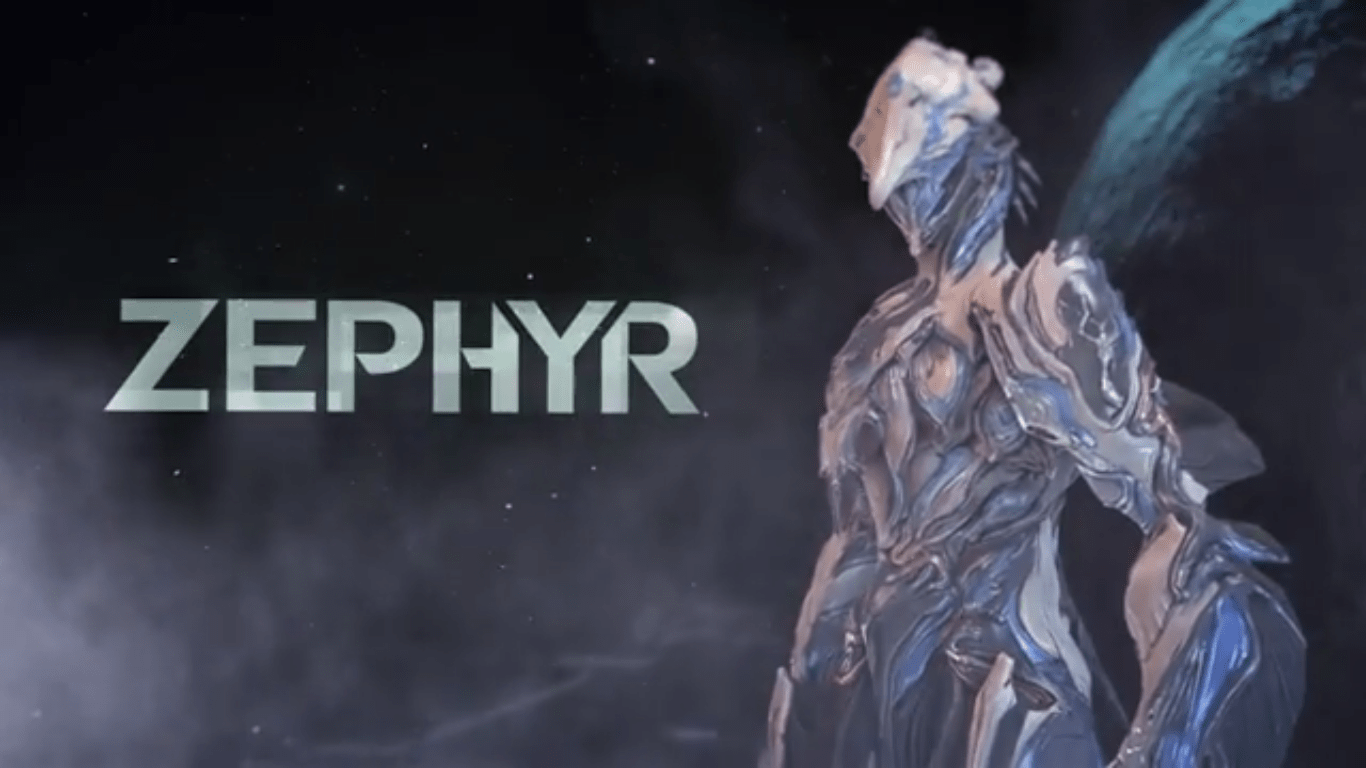 Update 12 For Warframe On PC Has New Zephyr Warframe And