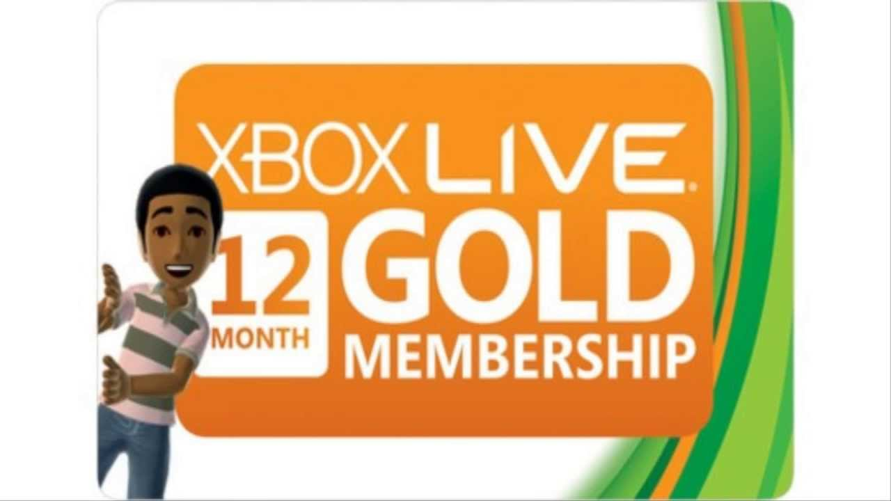 Microsoft Store Is Offering Xbox Live 12-Month Gold