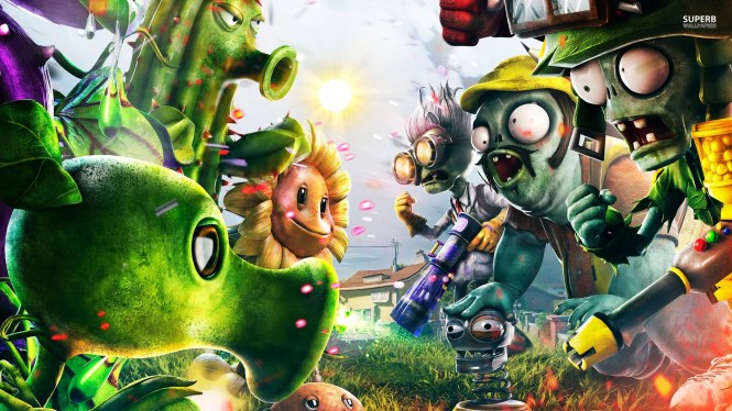 Plants Vs Zombies Garden Warfare 2 E3 2018 Players