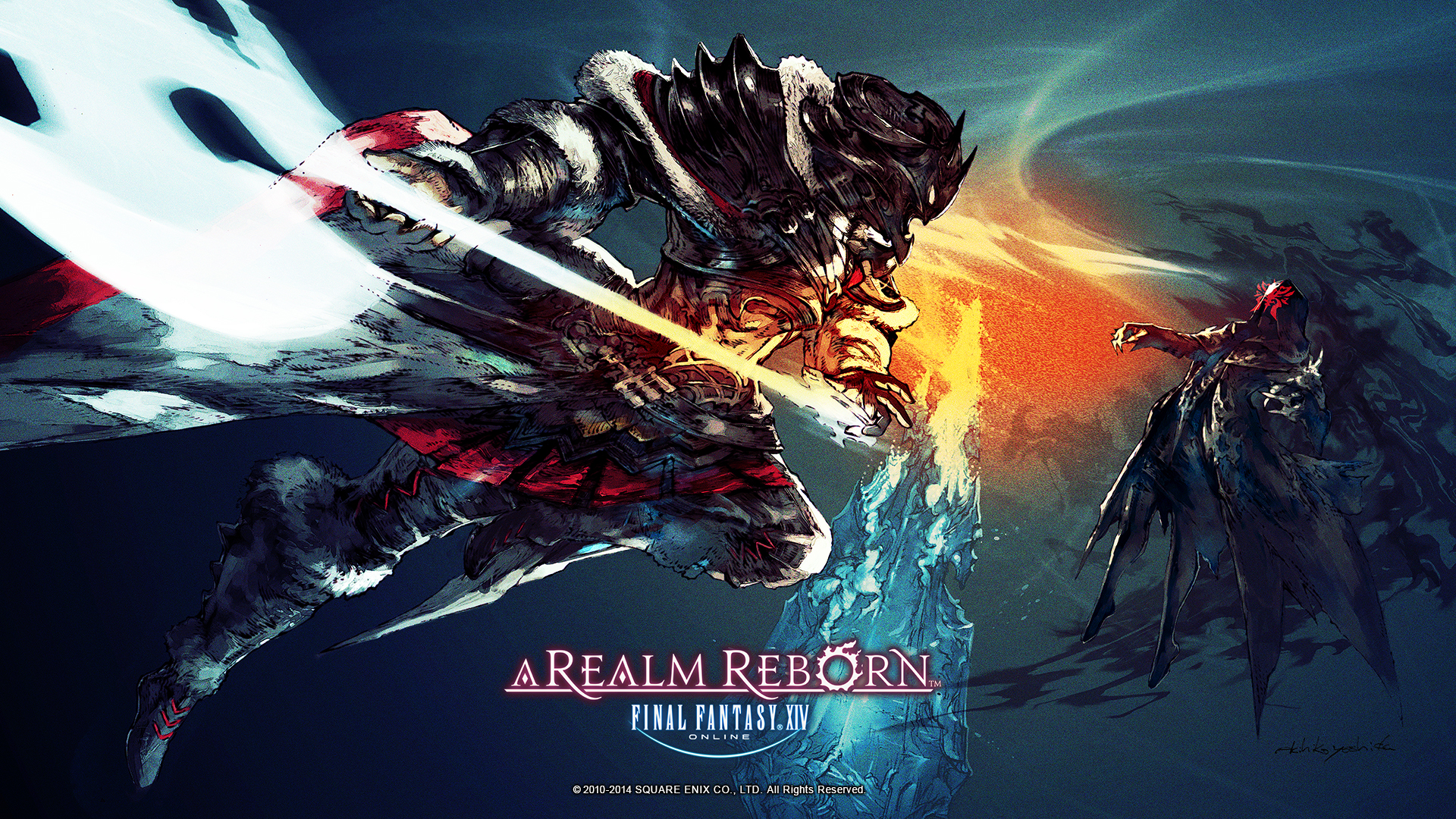 Final Fantasy XIV PS4 Open Beta Times And Servers