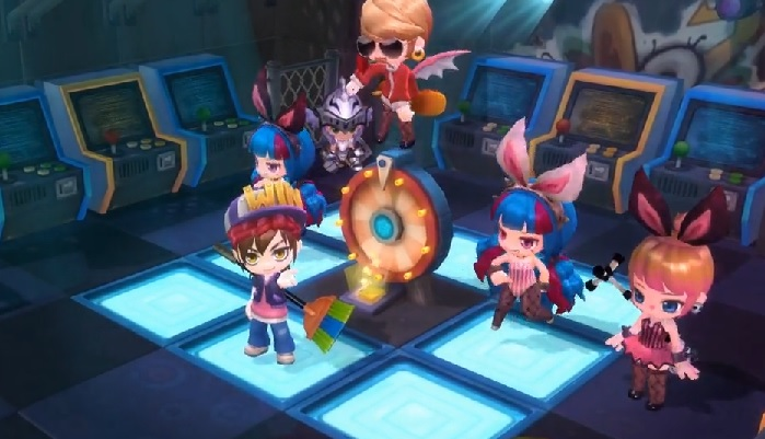 MapleStory 2 Goes 3D and More Goofy