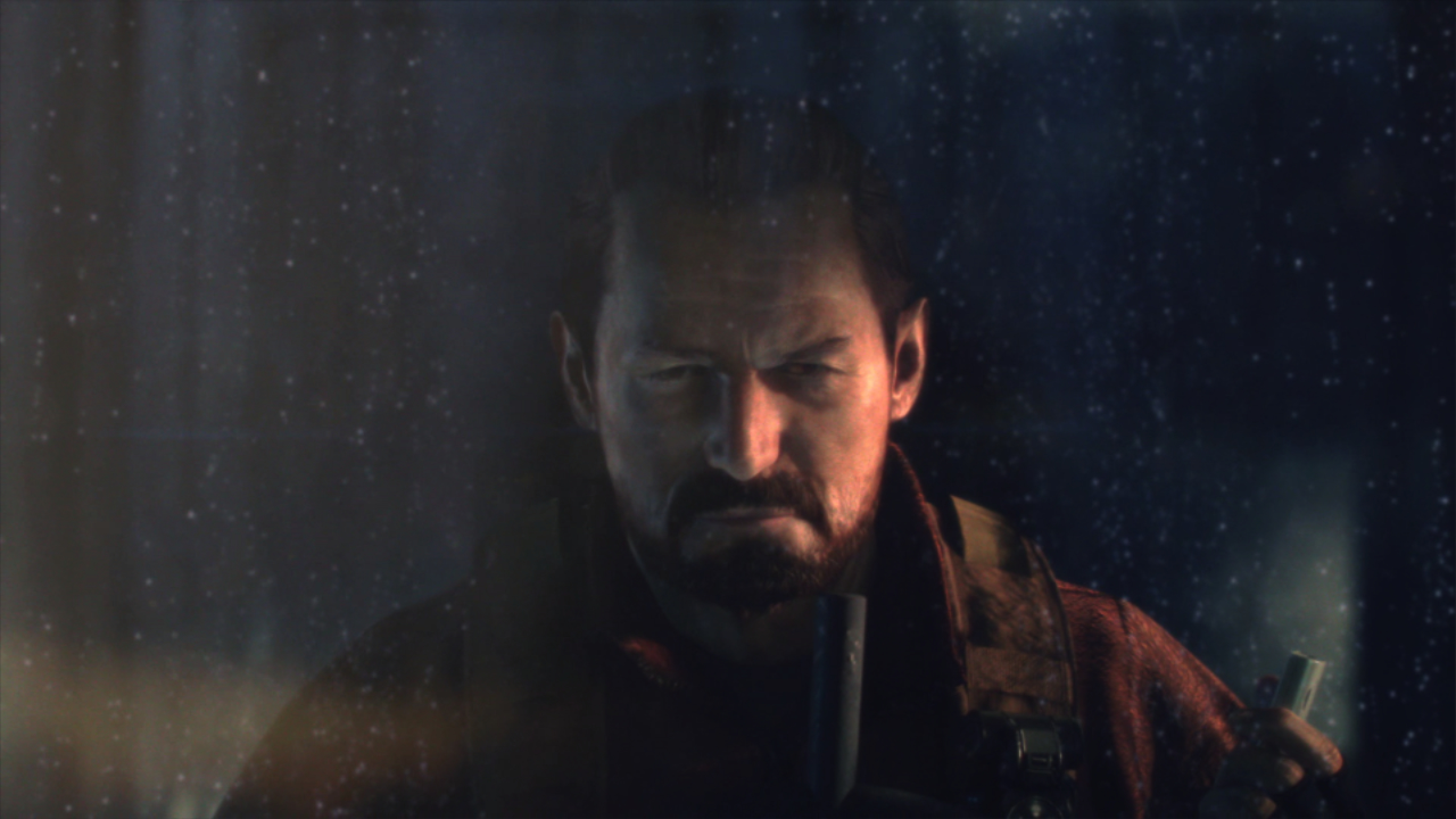 Barry Burton And His Beard Are Here To Save Us In Resident