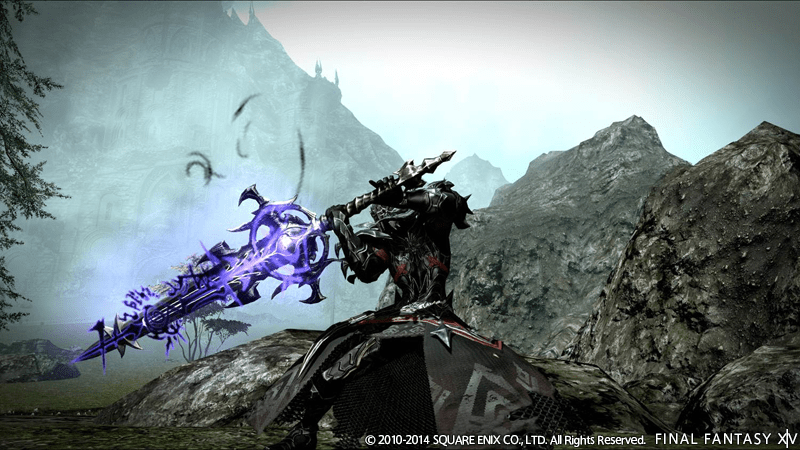 Final Fantasy XIV Expansion Check Out The New Screenshots