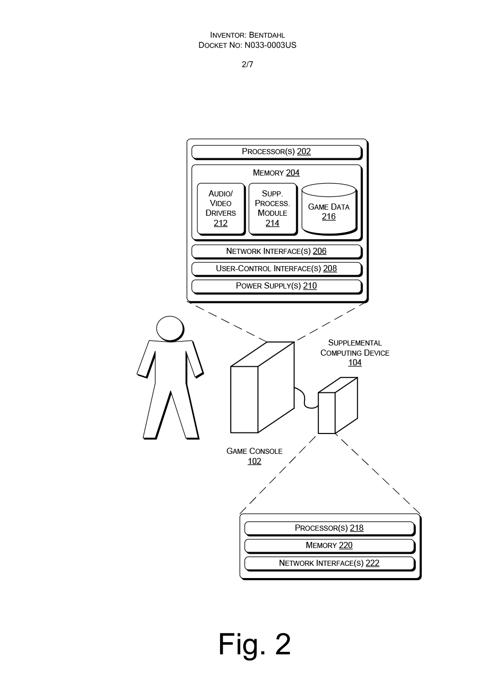 Nintendo Files Patent for Game Console with Detachable