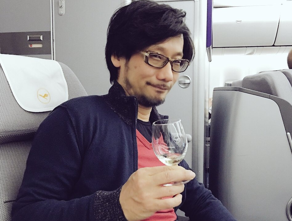 Hideo Kojima Continues Visiting Top Studios Lands At EA